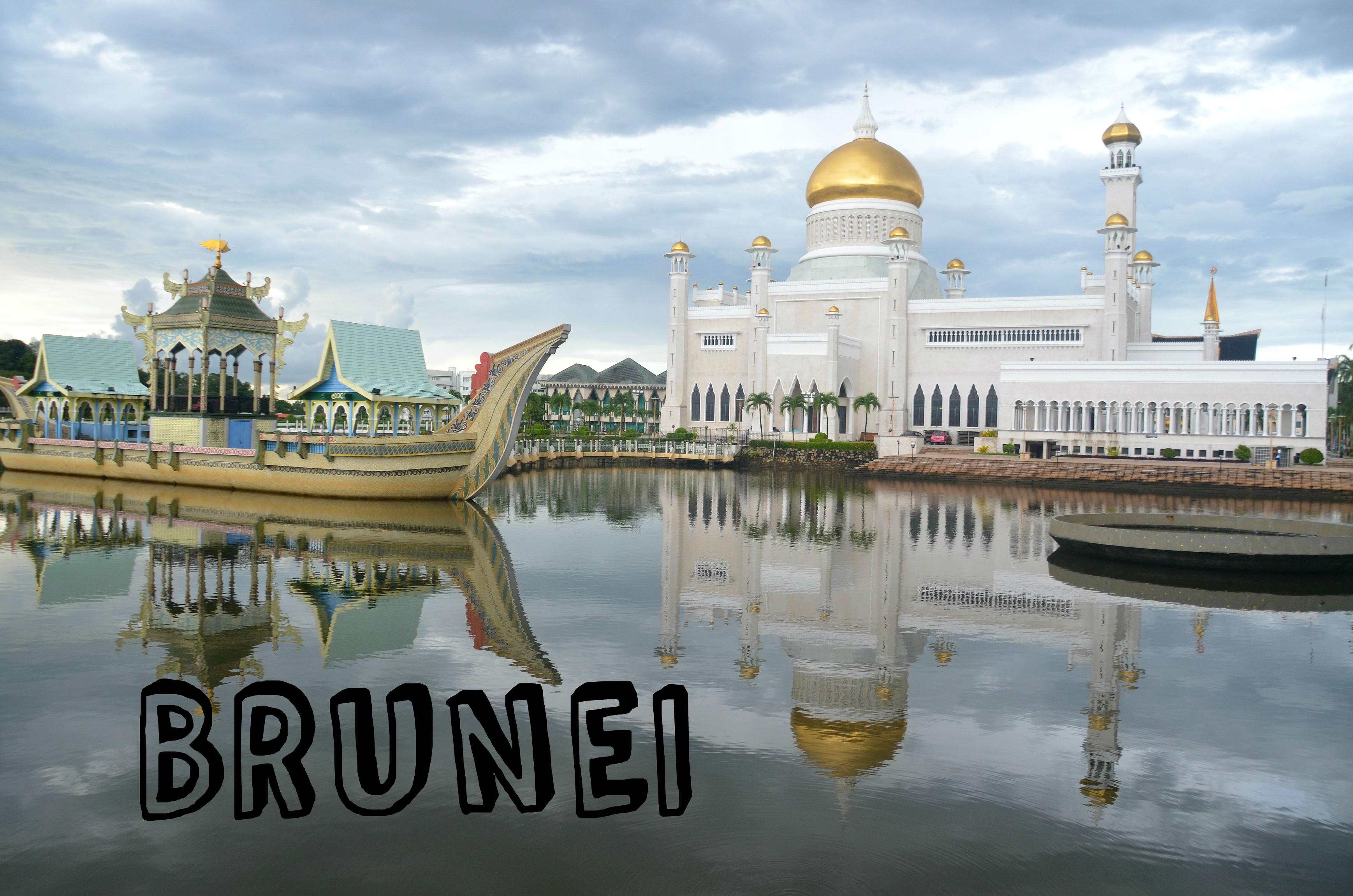 Brunei Mezquita