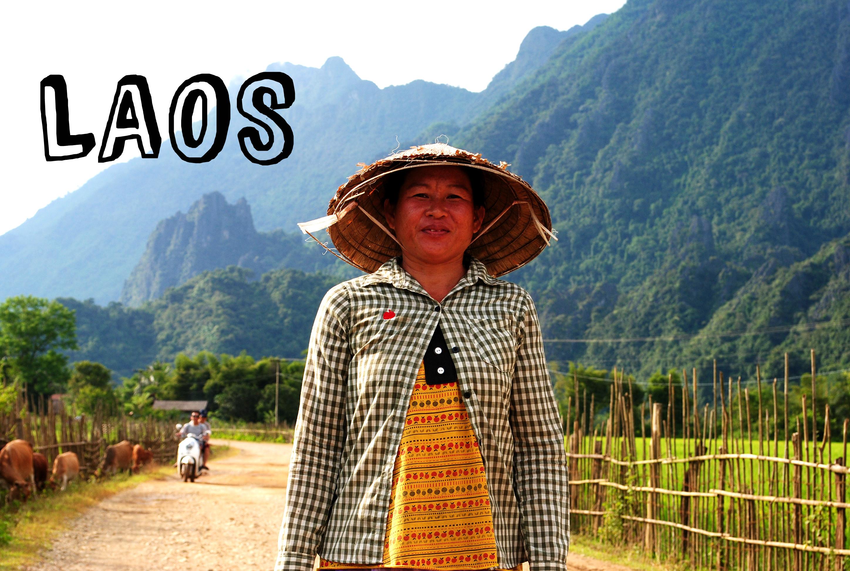 viajar en Laos