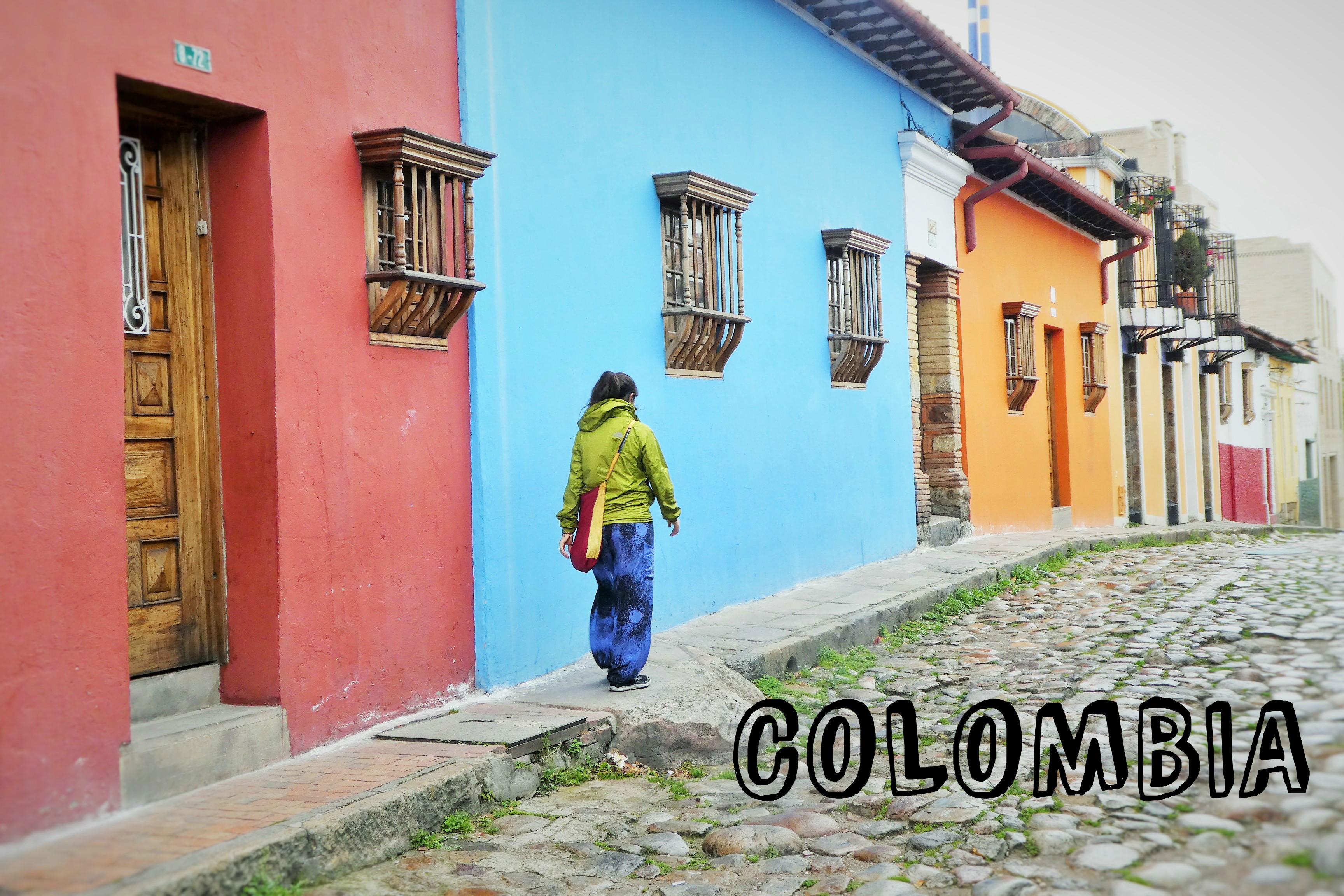 Bogotá calles