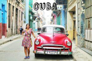 Autos antiguos La Habana