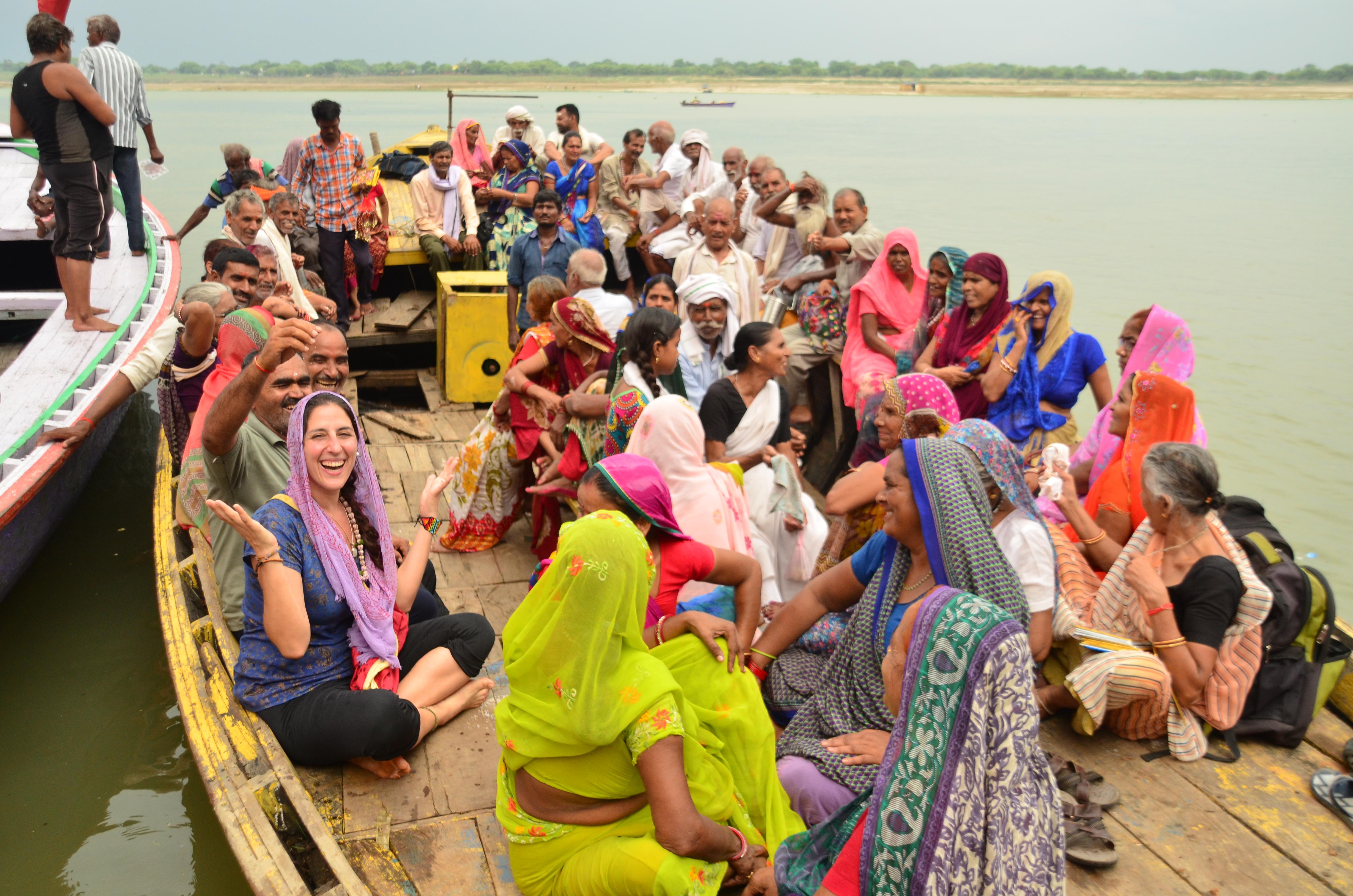 Breve Guía para vivir (o morir) en Varanasi